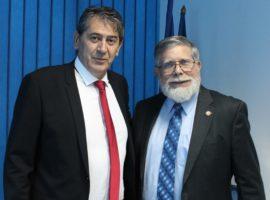 Direktor ICITAP-a  posjetio Službu za poslove sa strancima