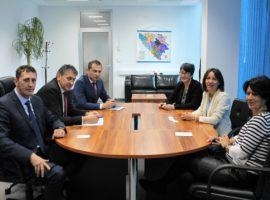Ambasadorka Švajcarske u posjeti Službi