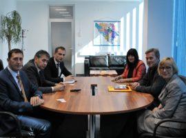 Posjeta predstavnika Kraljevine Švedske