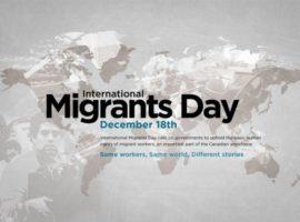 Obilježavanje 18. decembra – Međunarodnog dana migranata