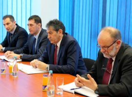 Joint Committee on Human Rights of the BiH Parliamentary Assembly visited SFA