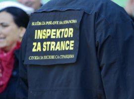 Kontrola boravišnog statusa migranata u Bihaću