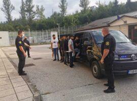 Služba za poslove sa strancima udaljila 36 migranta iz BiH