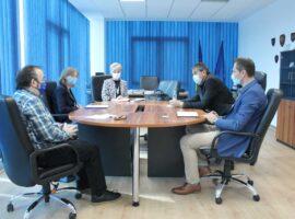 Posjeta ambasadorice OSCE-a u BiH Službi za poslove sa strancima