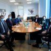Posjeta ambasadorice Republike Francuske Službi za poslove sa strancima