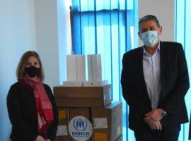 Podrška UNHCR-a Službi za poslove sa strancima za ranu identifikaciju tražitelja azila