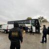 Izmještanje migranata pronađenih u napuštenim objektima na području grada Bihaća u privremeni prihvatni centar Lipa