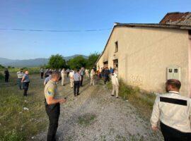 Izmješteno 187 migranata sa dvije lokacije na području grada Bihaća
